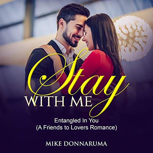 Stay with Me Audiobook By Mike Donnaruma cover art