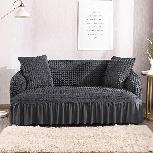 Sofa Cover Protección de Muebles,Funda para sofá para perros, funda para sofá para el sillón de la sala de estar, funda para el asiento del sofá, funda protectora para perro mascota-Color 10_145-1