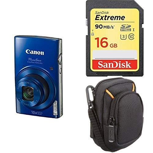 Canon PowerShot ELPH 190 Digital Camera w/ 10x...