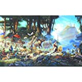 SUNSOUT INC Two by Two 100pc Childrens Jigsaw Puzzle by Tom Dubois