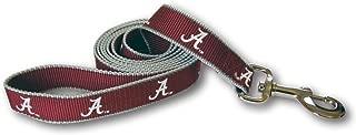 Sporty K9 Collegiate Alabama Crimson Tide Reflective Dog Leash, Medium
