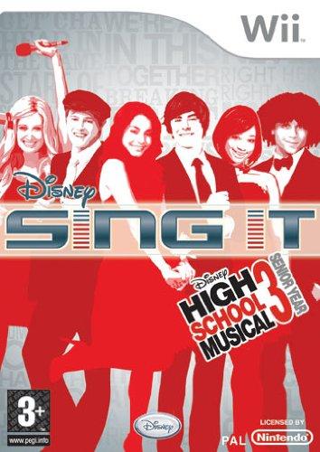 Disney Sing It! High School Musical