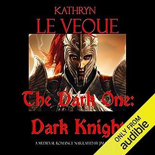 The Dark One: Dark Knight audiobook cover art