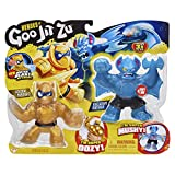 Heroes of Goo Jit Zu - Pack 2 Figuras - Pantaro Vs Batter