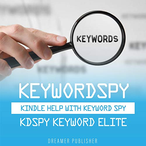 Keywordspy audiobook cover art