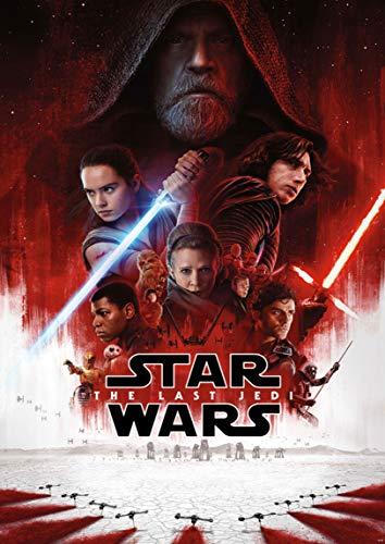 Poster Affiche Star Wars 8 The Last Jedi