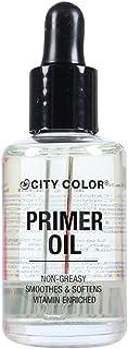 CITY COLOR COSMETICS Multipurpose Primer Oil - Non greasy, vitamin enriched makeup base, pore minimizer