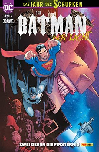 Der Batman, der lacht - Sonderband: Bd. 3 (von 4): Zwei gegen die Finsternis