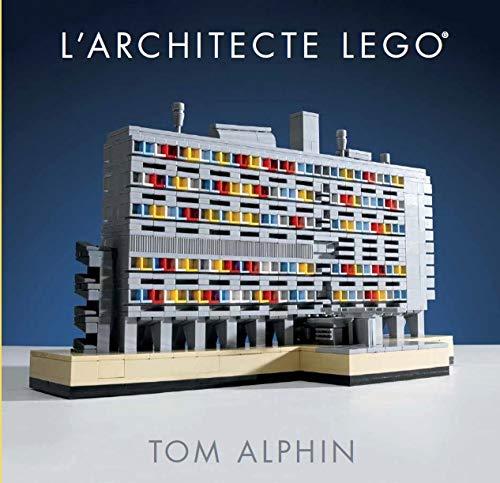 Le livre L'architecte Lego