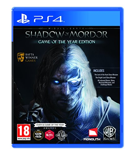 Middle-Earth: Shadow Of Mordor Goty [Importación Inglesa]