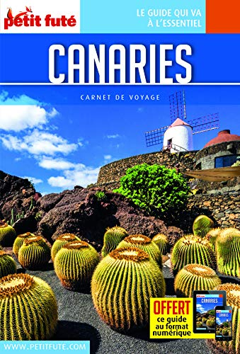 Guide Canaries 2018 Carnet Petit Futé