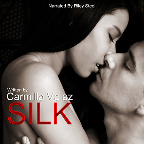 Silk audiobook cover art