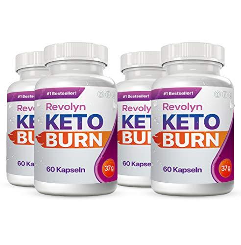 Revolyn Keto Burn - Diätpille für effektiven Gewichtsverlust | Lieferung nach DE-AT nur 3 Tage (mit DPD) (4)