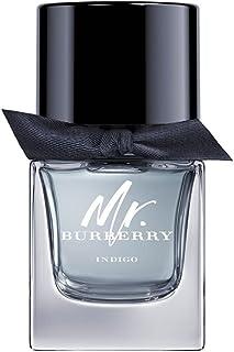 Mr. Burberry Indigo by Burberry for Men - Eau De Toilette, 50Ml
