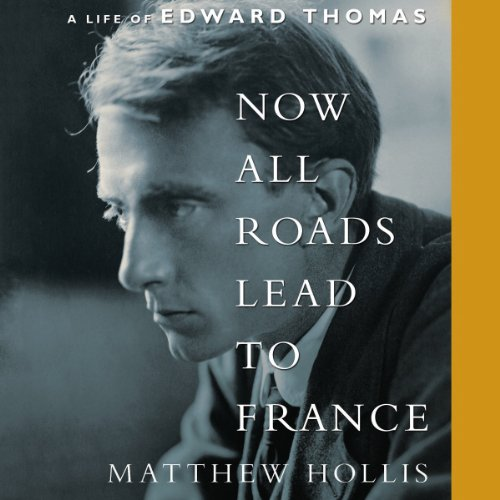 Now All Roads Lead to France audiobook cover art