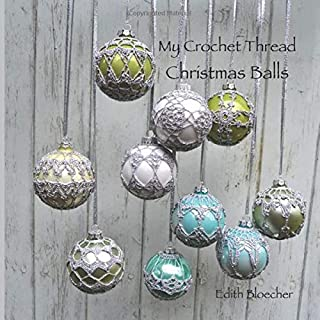 My Crochet Thread Christmas Balls