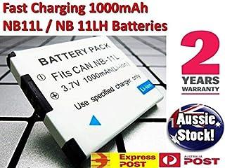 Timetech Battery NB-11L NB-11LH for Canon PowerShot SX400 SX410 SX420 SX430 SX440 is