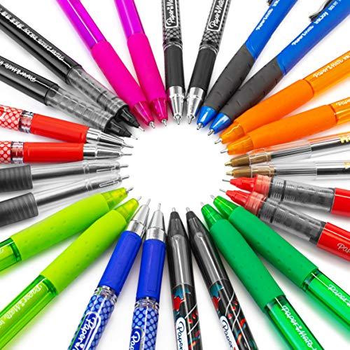 Paquete de 120 bolígrafos de marca mixta