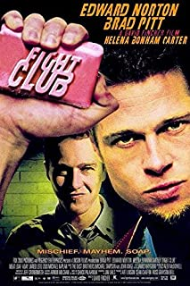 Kunstplakate Antiquitäten & Kunst Fight Club 16 Action Movie Star Film Pitt Soap Norton Carter Poster Famous Photo