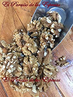 Nueces Enteras Calidad Premium 1000 grs - Nueces Sin Cascara Naturales 1 Kg
