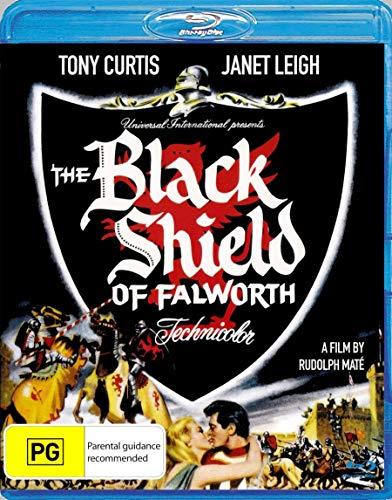 Black Shield of Falworth [Blu-ray]