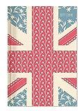 'Diario Agenda Escolar collegetimer'bandera Reino Unido 2017y 2018–diaria–352páginas–10x 15cm