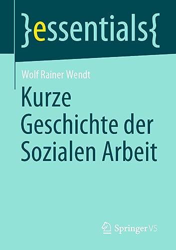 Books By Wolf Rainer Wendt_kurze Geschichte Der Sozialen Arbeit ...