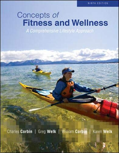 Concepts of Fitness And Wellness: A Comprehensive...