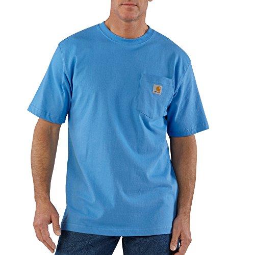 Carhartt Men's K87 Workwear Short Sleeve T-Shirt (Regular and Big &...