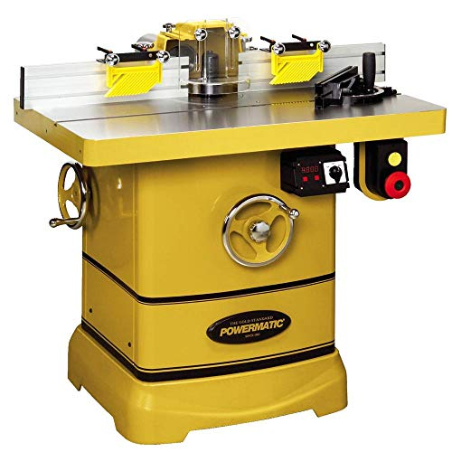 Powermatic Model 3 HP 1-Phase Shaper