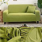 LINL Sofá Cama Jacquard protección sólida y setos Gruesos para Cubrir sofá Viviente para sofá Impreso,césped,1 90-140cm Asientos