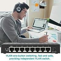 ネットワーク用のVLANイーサネットアダプタの信頼性の高い熱放散(European regulations)