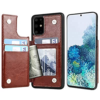 Arae Case for Samsung Galaxy S20 Plus 5G - Wall...