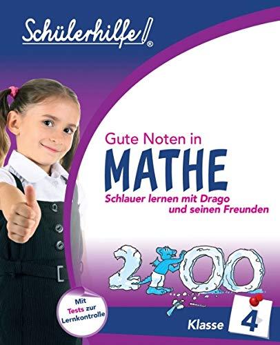 Schülerhilfe! Gute Noten in Mathe: Klasse 4