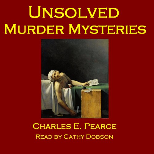 Unsolved Murder Mysteries audiobook cover art