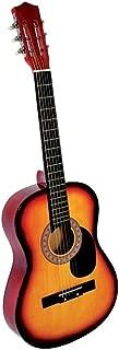 Crescent Acoustic Guitar with Accessories - Sunburst