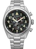 Citizen AT2480-81E Super Titanium horloge 44 mm