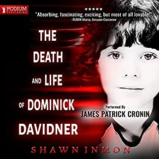 The Death and Life of Dominick Davidner audiobook cover art