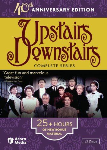 Upstairs, Downstairs: The Complete Series - 40th Anniversary Collection