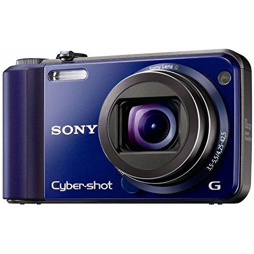 Sony DSC-H70L - Cámara Digital Compacta, 16.1 MP (3 pulgadas, 10x Zoom óptico)