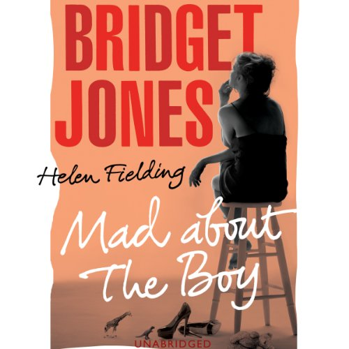 Bridget Jones: Mad About the Boy audiobook cover art