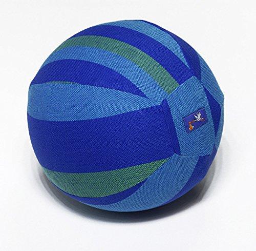 Hoppediz Ball-cur Luftballon-Hülle Curacao, inklusiv 2 Ballons