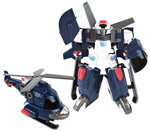 YOUNG TOYS Tobot Mini Adventure Y Transformer Toy Figure Korean Animation Robot Character