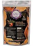 Go Natural GN Ancient Ayurvedic Organic Herbal Mix for Natural Brown Hair