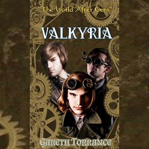 Valkyria cover art