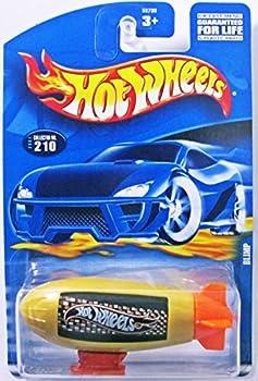 Hot Wheels 2001 Blimp TAN #210 1 64 Scale