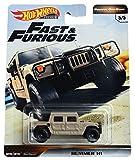Hot Wheels Furious Off Road Hummer H1 5/5, tan