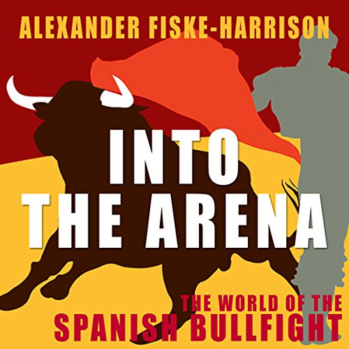 Into the Arena audiobook cover art