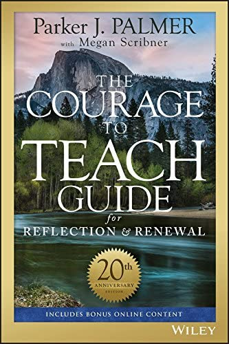 The Courage to Teach Guide for Reflection and Renewal product image