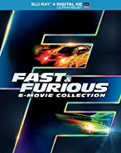 Fast & Furious: 6-Movie Collection
